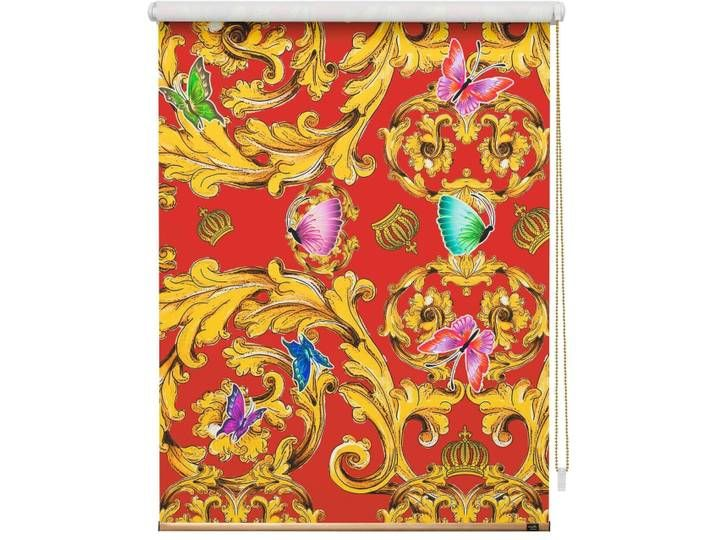 Pompoos By Lichtblick Seitenzugrollo Rollo Mit Motiv Klemmfix H B 1 Prints Decor Home Decor