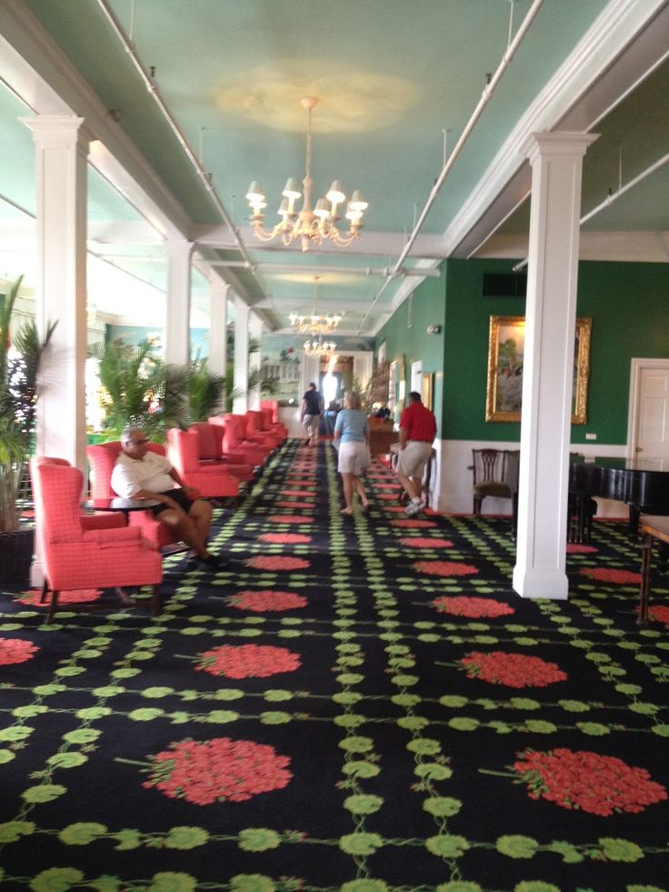 The Pink Pagoda: The Grand Hotel Mackinac Island