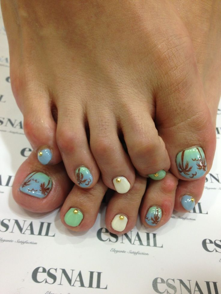 Cute Nail Designs For Spring Break Best 25+ Beach vacatio...