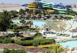 reispot-Hotel Titanic Resort & Aquapark - Hurghada (Egypte)