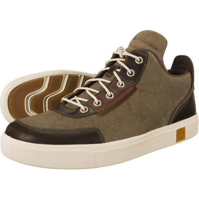 Sportowe Meskie Timberland Timberland Amherst Aqo High Top Sneakers Men S Shoes Timberland