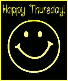 I wish you a tolerable Thursday. That's all any of us can hope for. ~ Winchell