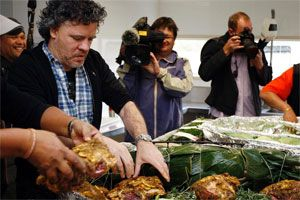 Top Kiwi chef Peter Gordon has never been one for playing by the rules when it comes to food....