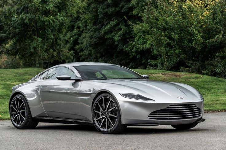 Aston Martin DB10 static