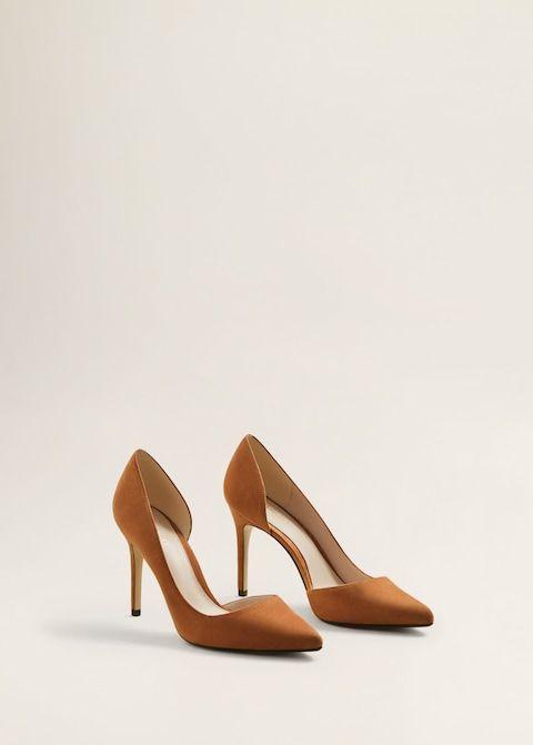 3dd18bea36c Γόβα ασύμμετρη - Γυναίκα, 2019 | ΚΑΛΟΚΑΙΡΙ | Stiletto shoes, Shoes και  Stiletto heels