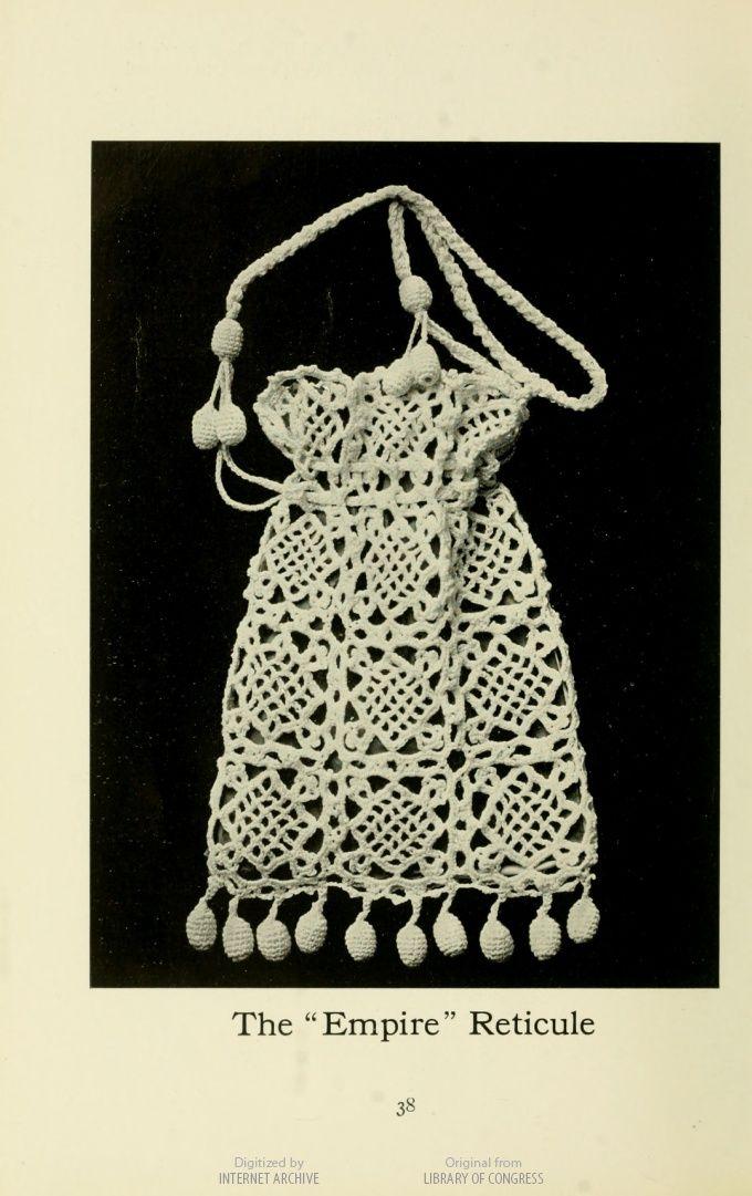 26 Best Antique Crochet Patterns Images On Pinterest Crochet