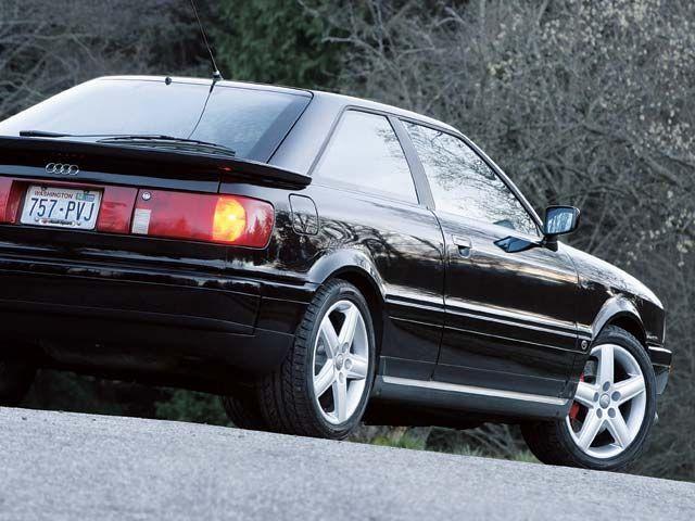 Audi Coupe S2 Quattro