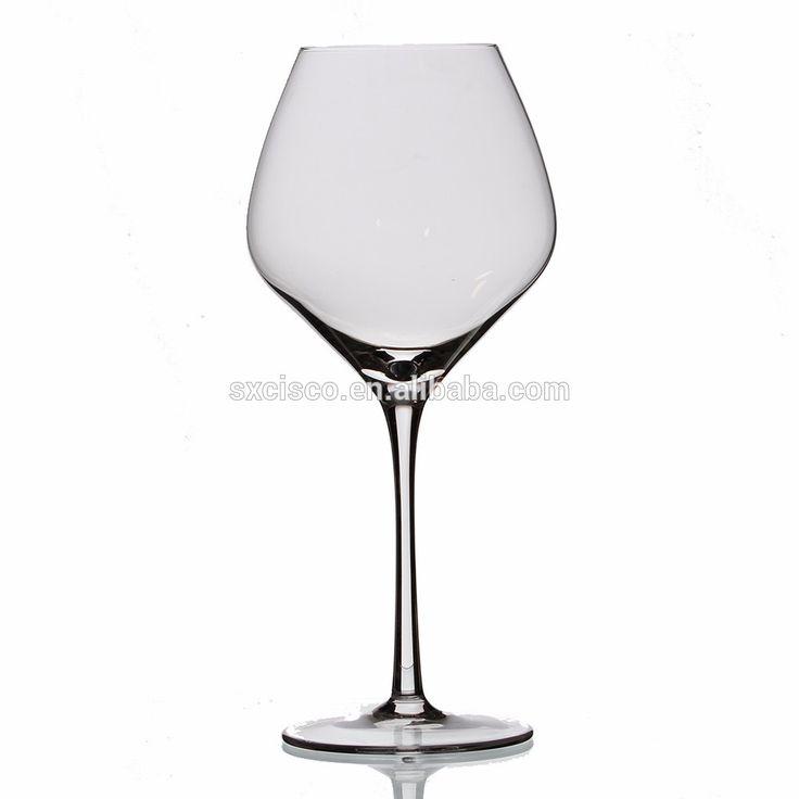 Cisco 2016 New Design Custom Wedding Favors Wholesale Red Wine Glasses