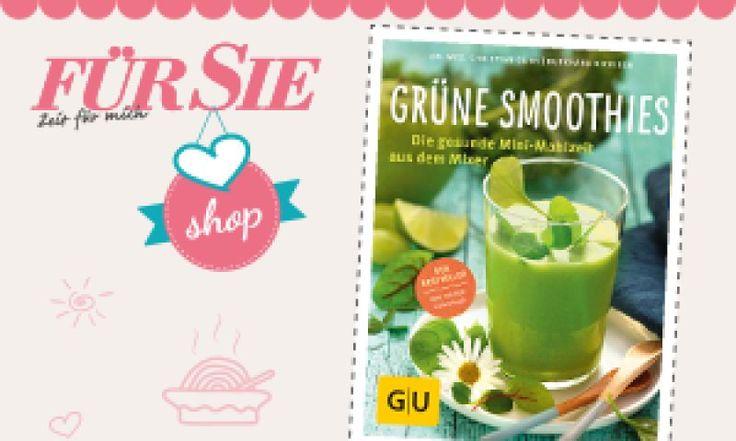 GU Buch Grüne Smoothies kaufen