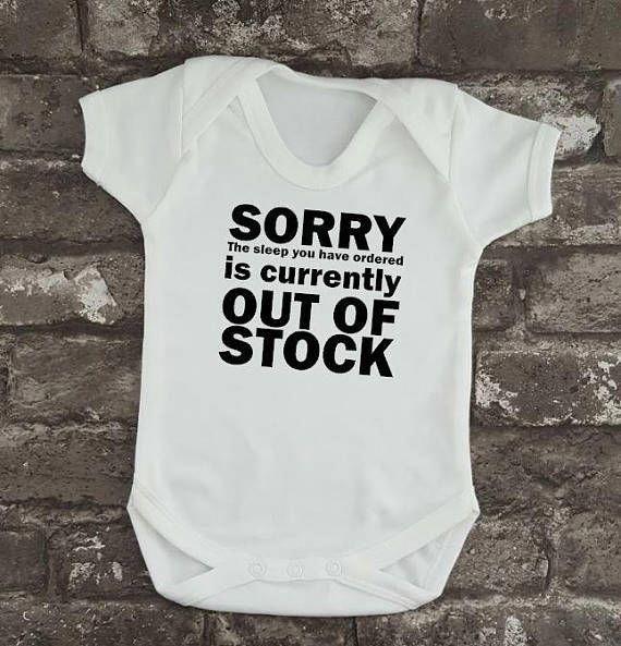 I/'m The Big Sister Babygrow Vest Baby Clothing Funny Gift