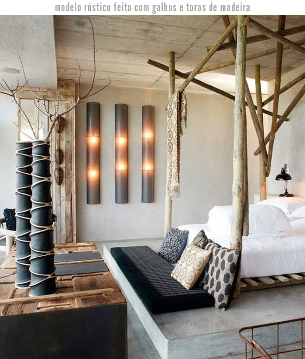 Bedroom Decor Ideas Rustic