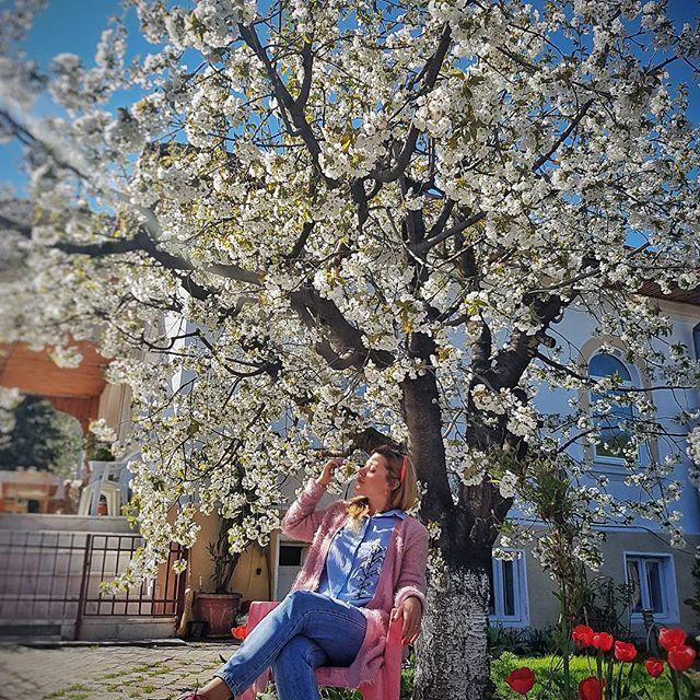 I love Spring!