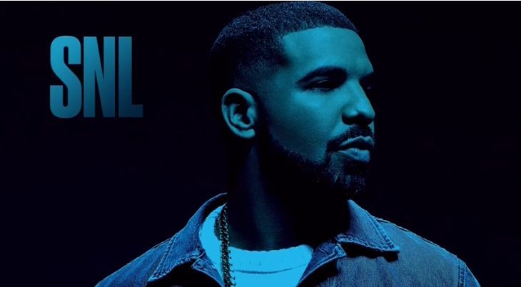 """Video: Drake Performs """"One Dance"""" + """"Hype"""" on SNL"""