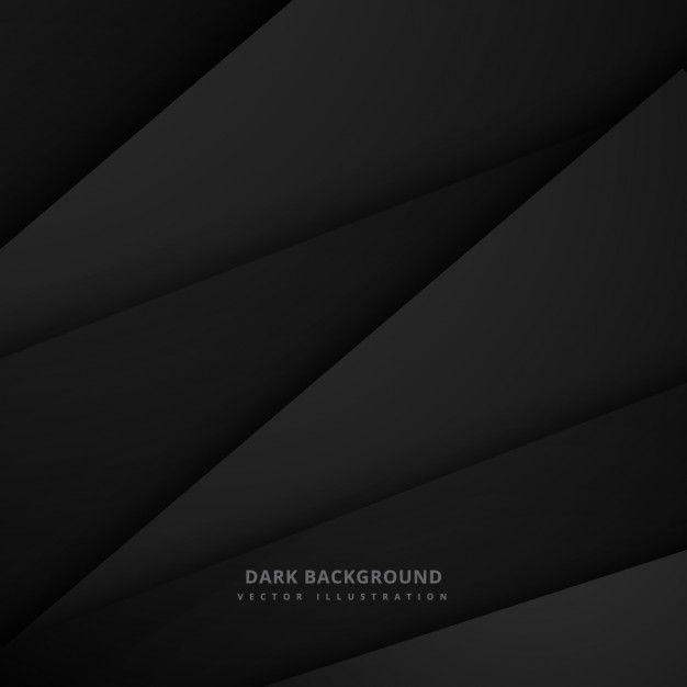 minimal dark background Free Vector