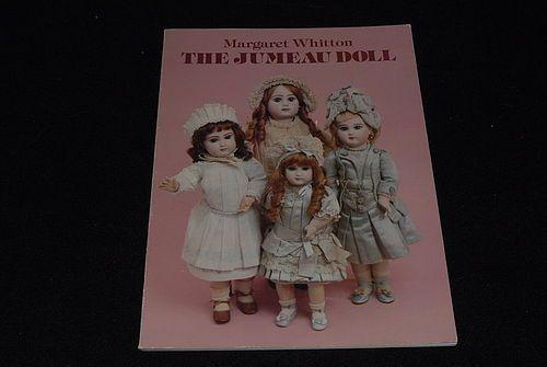 The Jumeau Doll Book by Margaret Whitton - A Gilded Age of Elegance #dollshopsunited