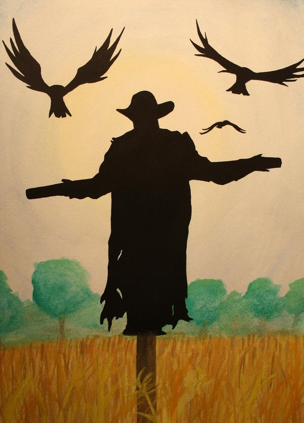 Jeepers Creepers Scarecrow. Yea!