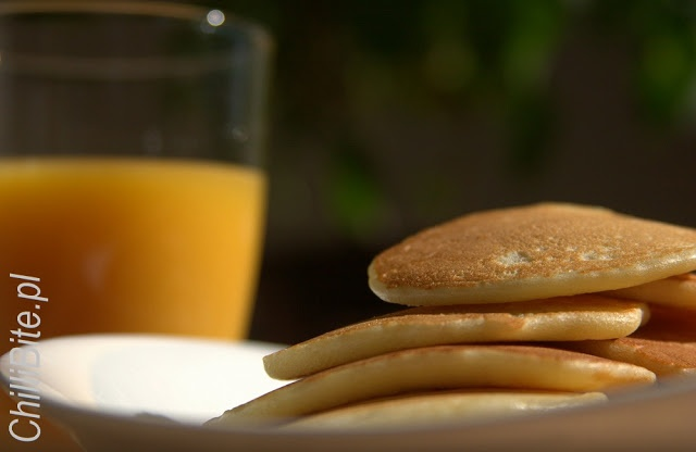 ChilliBite: Puszyste american pancakes, czyli ukochane weekendowe placuszki