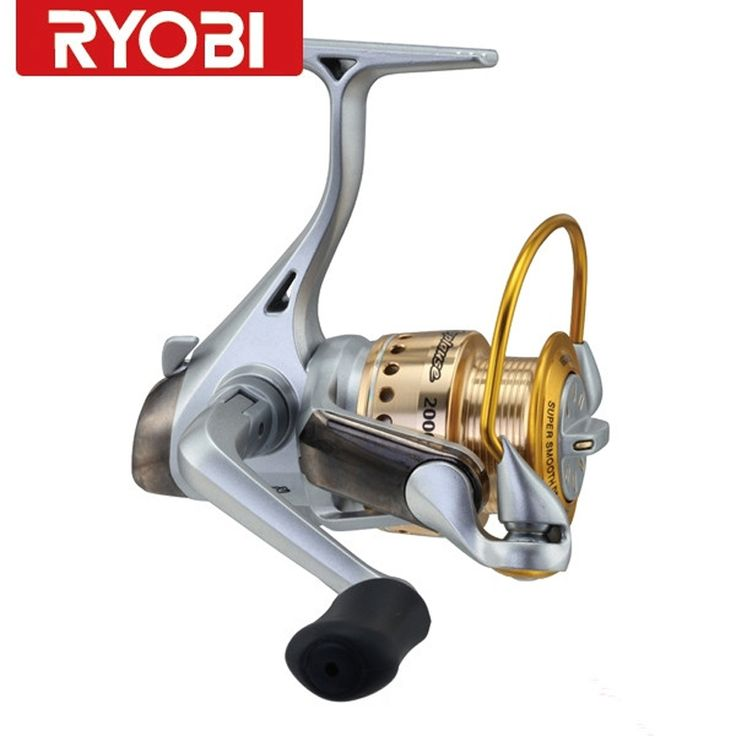 61.27$  Watch here - http://ali6j7.worldwells.pw/go.php?t=1706891236 - Free Shipping RYOBI Reel Applause 6+1BB Carretes Pesca Spinning Fishing Reel Fishing Tackle Moulinet Peche Carretilha