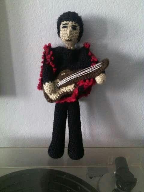 Víctor Jara. Crochet
