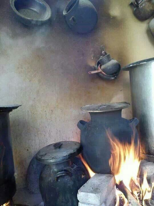 Cocina tradicional.