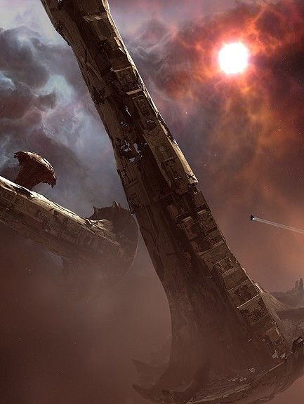 "EVE Online ""Titanfell"""