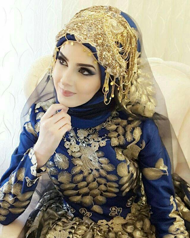 Blue Gold Ellegant