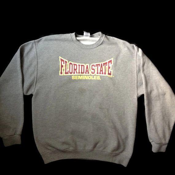 90's Florida State Seminoles Sweater / 1990's by RetroFreshTees, $28.00