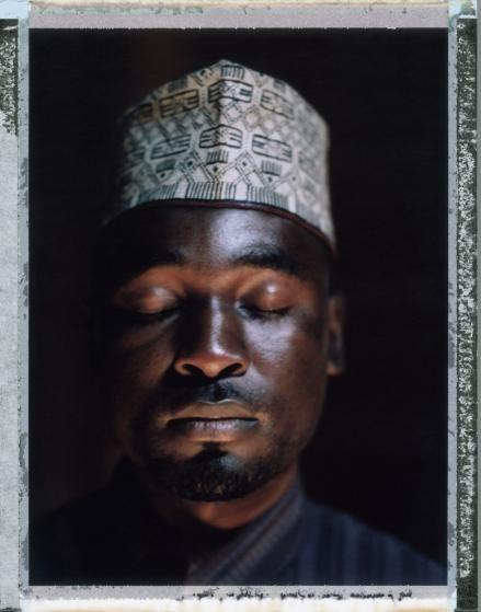 Yunus (not his real name). <br>Nigeria. April 2014.