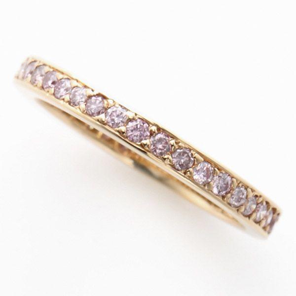 スレッドセッティング ピンクダイヤモンド - GRAFF(グラフ)の結婚指輪(マリッジリング)結婚指輪・マリッジリングの「グラフ」の一覧♡