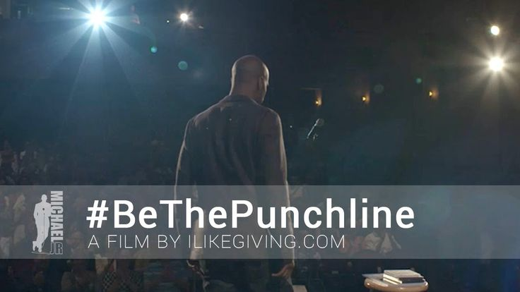 Be The Punchline-  Your SETUP is your TALENTS, RESOURCES and OPPORTUNITIES and most of the time we use our SETUP to ensure our audience, the people around us, are moving in a direction that serves us. So the PUNCHLINE occurs when we alter that direction in a way not anticipated by those around us. We use our SETUP, to serve other people. This results in revelation, fulfillment, and JOY, not only for those receiving the PUNCHLINE, but for those who deliver it as well.