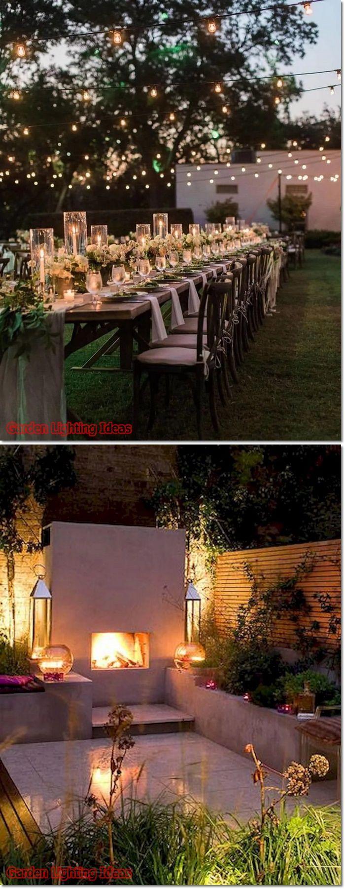 Garden Lighting Ideas 2020 How can I make my yard look