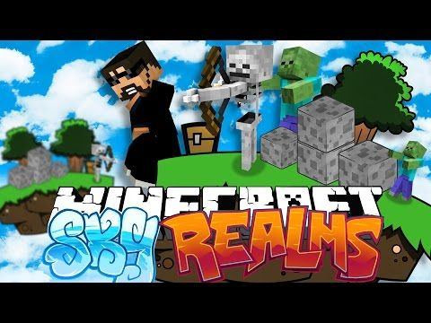 cool Minecraft: SKYREALMS CHALLENGE | VOTING AND EPIC KEYS!!
