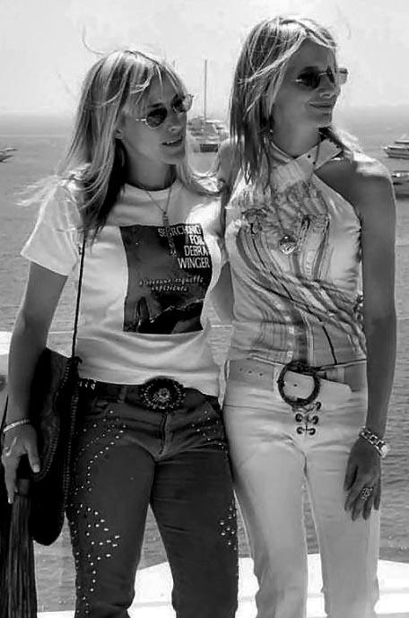 Patricia & Rosanna Arquette