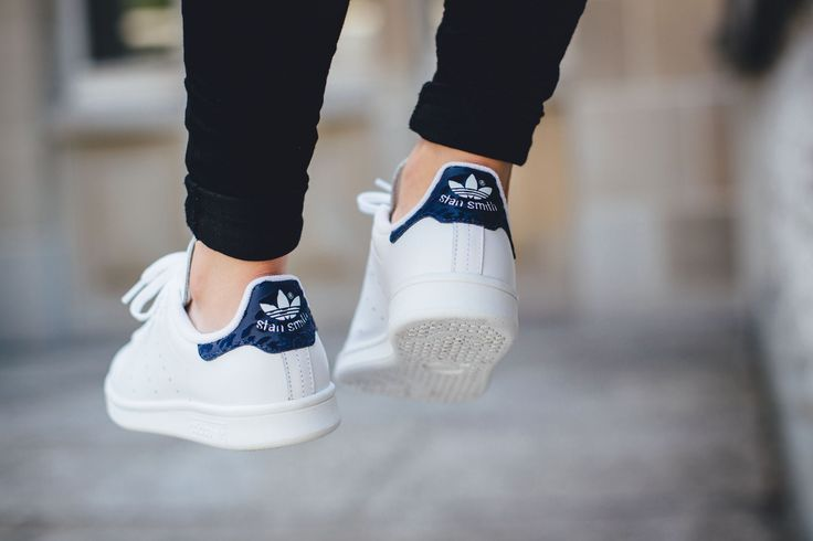 Adidas Stan Smith Indigo Denim Black