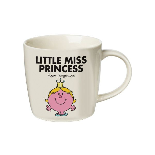Mr Men little miss mug (various designs)