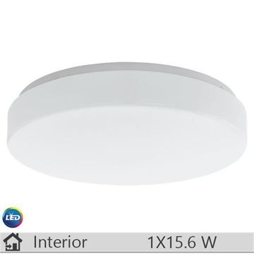 Plafoniera LED iluminat decorativ interior Eglo, gama Beramo, model 93633