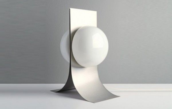 retro table lamps by space age light 4 e1282215285829 Inspirational Hi tech table lamps by Space Age Lights