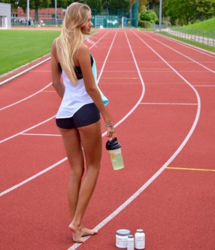 Aliciaschmidt Beautiful Athletes Track And Field Athlete Track And Field