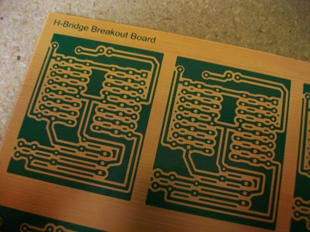 circuit skills etch your own circuit board
