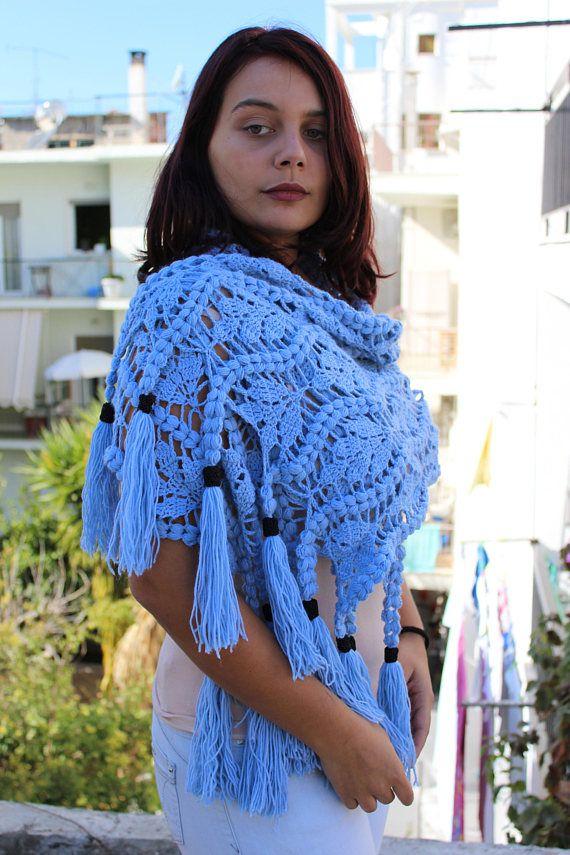 handmade scarf shawl needle knitted scarf warm neckband