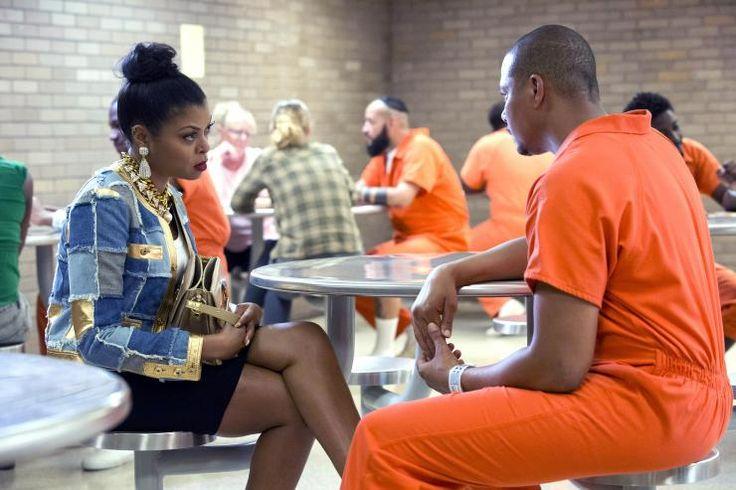 """Lucious, they messing with us. I need you to fix it!"" Empire - Season 2. Taraji P Henson & Terrence Howard."