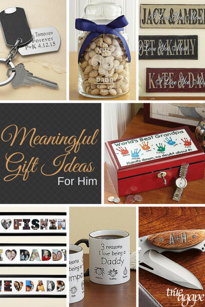 meaningful gift ideas for him fathers day pinterest gift gift crafts and