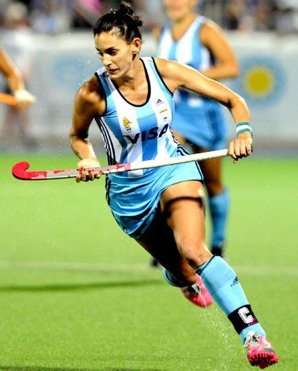 Luciana Aymar - best hockey player ever