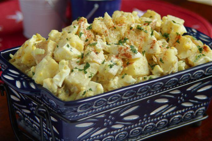 temp-tations by Tara: Southern Vidalia Onion Potato Salad