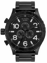 NIXON 51-30 Black White A083-001