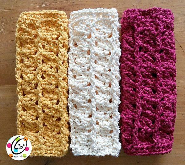 11 besten Crochet Dishcloths Bilder auf Pinterest | Häkeln ...