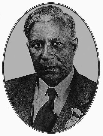 Garrett Augustus Morgan, Sr. (March 4, 1877 - August 27, 1963) was an African American inventor who originated a respiratory protective hood (similar to the modern gas masks), credited with being the inventor of a type of traffic signal, and invented a hair-straightening preparation. He is renowned for a heroic rescue in which he used his hood to save workers trapped in a tunnel system filled with fumes. He is credited as the first African-American in Cleveland to own an automobile.