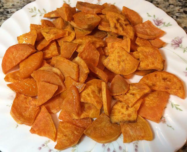 Sweet Potato Dog Cookies - Easy & Quick Recipe