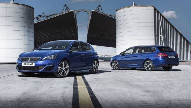 Peugeot 308 GT Photo Production