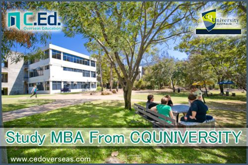 Study MBA From CQ University in Australia Since its recent redesign, CQUniversity Australia's Master of Business Administration (#MBA) has received three highly recognized accolades. more details Visit us at:- https://goo.gl/plhFpW  #study #australia #MBA